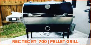 rt 700 pellet grill