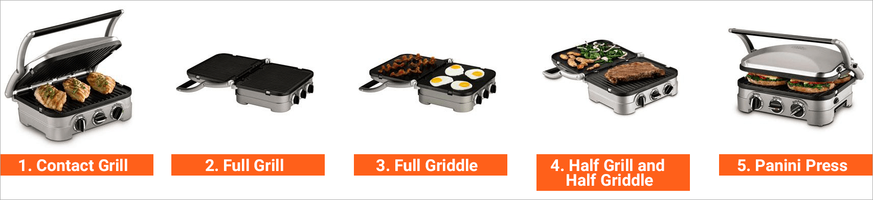 Cuisinart-Grill-5-Options