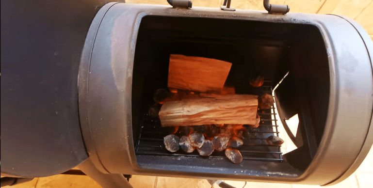 Add-Wood-Pellets-For-Flavor