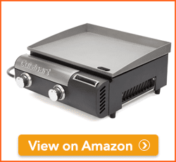 Cuisinart-CGG-501-Gourmet-Two-Burner-Gas-Griddle