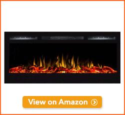 Regal-Flame-Log-Built-in-Wall-Heater
