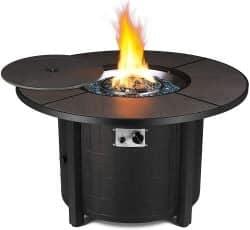 Fermor Propane Fire Pit Table